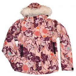 Campera montagne floreada