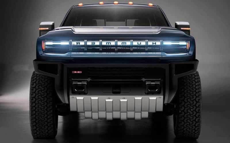 Nuevo 2020 Hummer EV Electric (5)