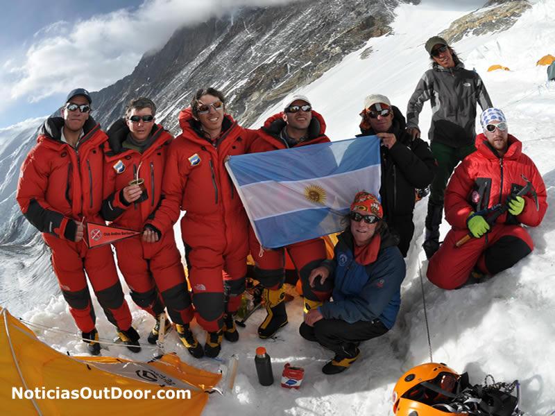 Expedición Argentina-Everest 2010