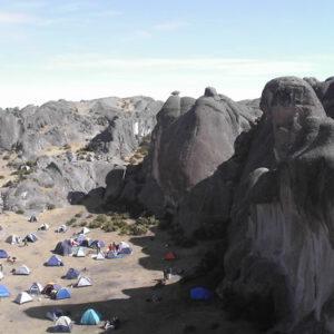 Perú ruta de trekking y senderismo