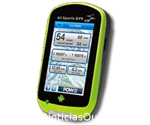 El primer GPS outdoor con Android
